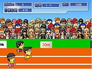 100m Running Game
