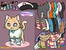 Meow Meow Dressup