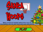 Santa Hoops