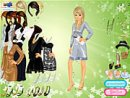 Society Lady Dressup