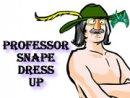 Professor Snape Dress Up