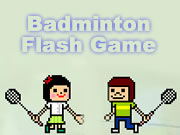 Badminton Flash Game