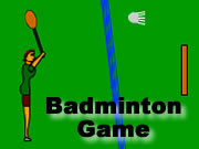 Badminton Game