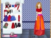 Barbie Folk Costumes