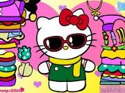Dress Up Hello Kitty