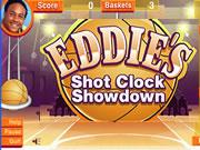 Eddie's Shot Clock Showdown