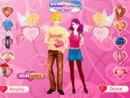 Valentine Dressup