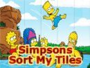 Sort My Tiles The Simpsons