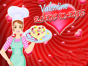 Barbie Cooking Valentine Blancmange