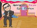 Gangnam Style Epic Dance