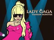 Lady Gaga's Fashion Monster