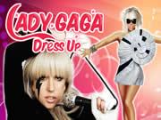 Make-Up Lady Gaga