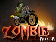 Zombie Rider Quad Game