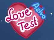 Astro Love Test