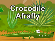 Crocodile Afrafly