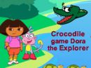 Crocodile Game Dora the Explorer