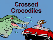 Crossed Crocodiles