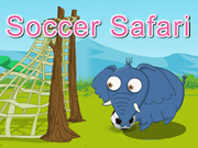 Elephant Soccer Safari