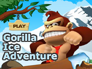 Gorilla Ice Adventure