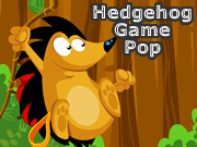 Hedgehog Game Pop