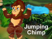 Jumping Chimp