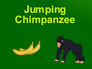 Jumping Chimpanzee