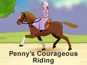 Penny's Courageous Riding