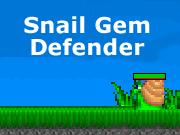 Snail Gem Defender