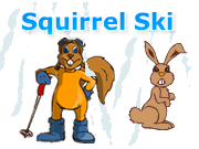 Squirrel Ski