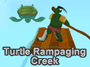 Turtle Rampaging Creek