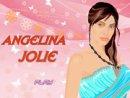 Angelina Jolie Makeover