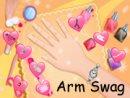 Arm Swag