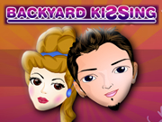 Backyard Kiss