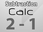 Calc Subtraction