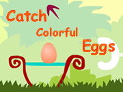 Catch Colorful Eggs