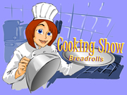 Cooking Show Breadrolls