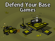Defend Your Base Games