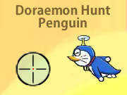 Doraemon Hunt Penguin