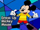 Dress Up Mickey Mouse