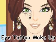 Eye Tattoo Make Up