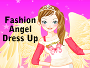 Fashion Angel Dress Up