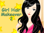 Girl Hair Makeover 2