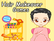 Hair Makeover Games