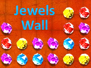 Jewels Wall