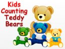 Kids Counting Teddy Bears