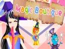 Magic Boutique game
