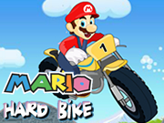 Mario Too Hard Bike
