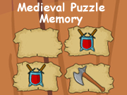 Medieval Puzzle Memory