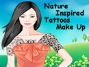 Nature Inspired Tattoos Make Up