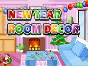 New Year Room Decor